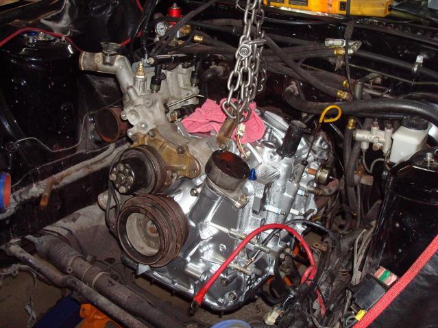 Banzai Racing Yonaha Rx 7 Engine Installation