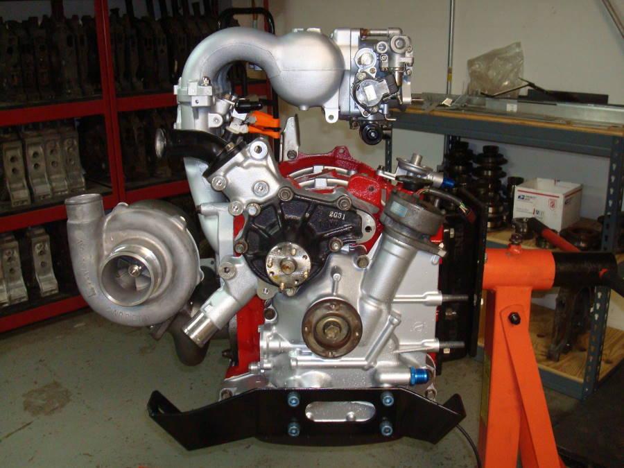 Banzai Racing Sanders 13b Re Cosmo Conversion Amp Engine