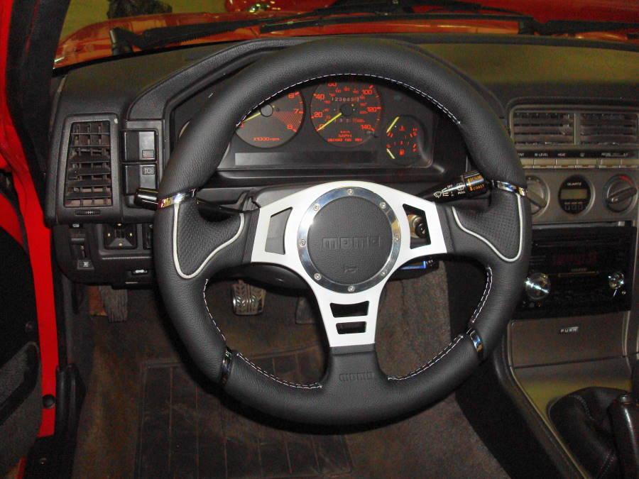 momo steering wheel hub application guide