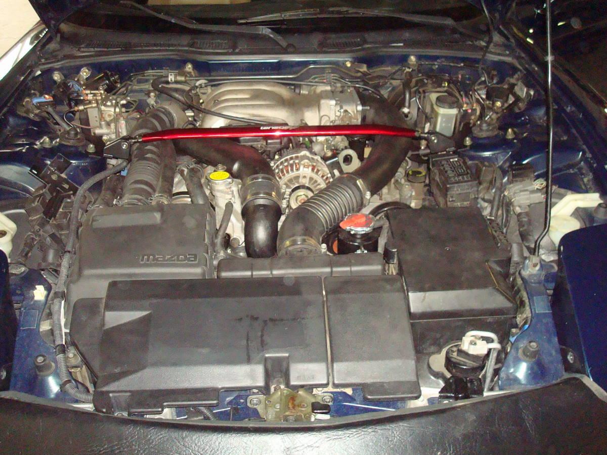 Banzai Racing Calloway Rx 7 Smp 2003 Saturn Ion Belt Front View