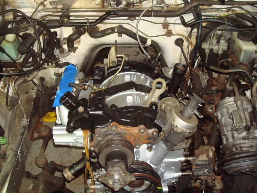 Banzai Racing (Demetris GSL-SE Engine Installation)