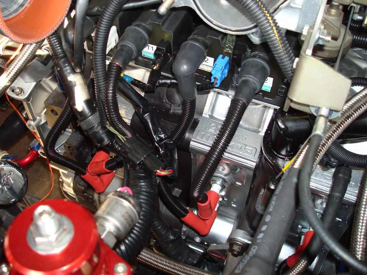 Banzai Racing 20B Conversion Electronics Installation Page 4