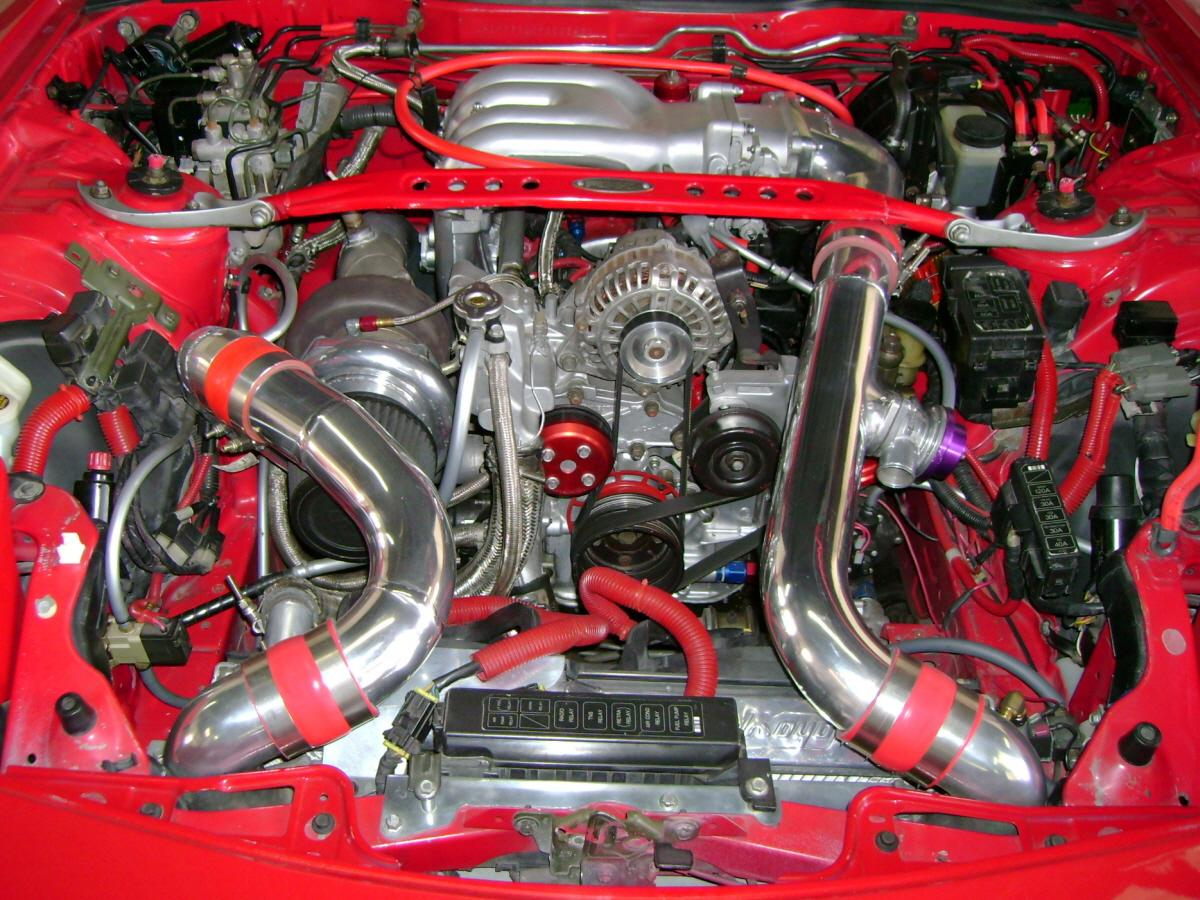 how to build a 20b rotary engine