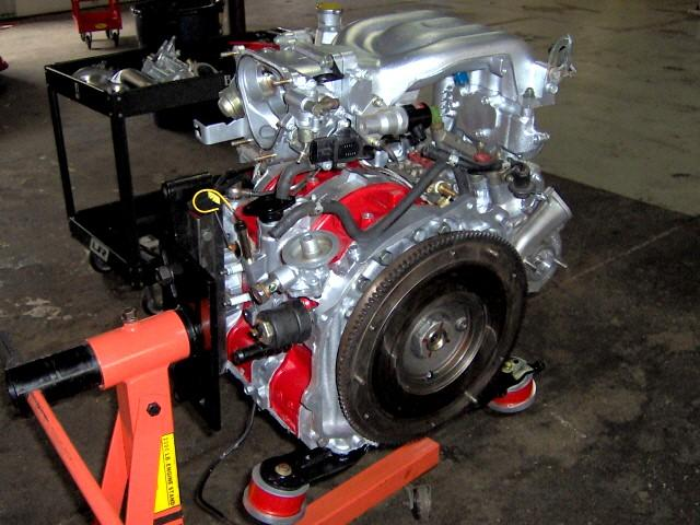 banzai racing rebuild gaglio 13b rew engine install