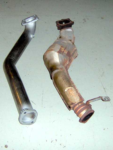 Jo Downpipe Comparison on Walbro Fuel Pump