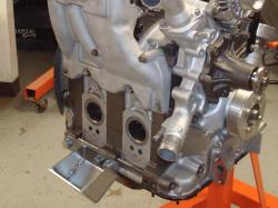 Cosmo Engine Bracket #1 Installed