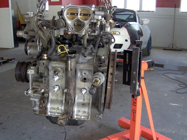 banzai racing thorson rx 7 13b rew engine breakdown
